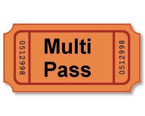 Whistlerrides Multi Pass (20 trips)